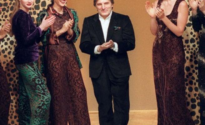 Modeskaberen Emanuel Ungaro is dead in Paris