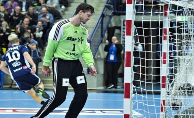 Morten Olsen shooting sensation up the side of Kiel in the top