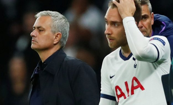 Mourinho is still working on the Eriksen-extension
