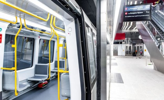 New metro in Copenhagen is closing down in two weeks