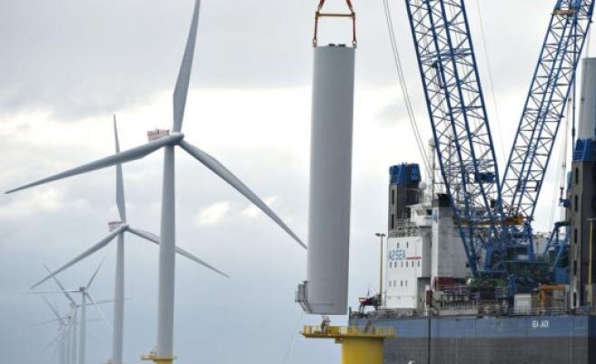 New records for green energy in Denmark