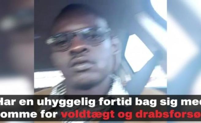 Retslægerådet on suspected serial killer: He is bimlende dangerous