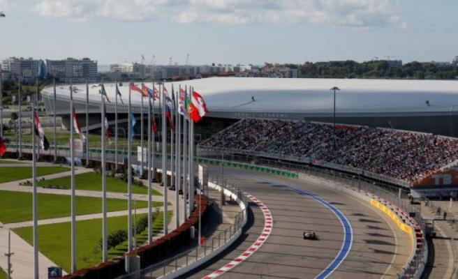 Russian Formula 1 organizer expects to maintain grandprix