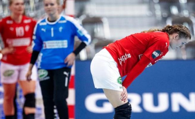 See B. T. s characters after the game drama: Massive Danish downturn
