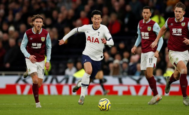 South Korean Son scores kanonmål in tottenham's big win
