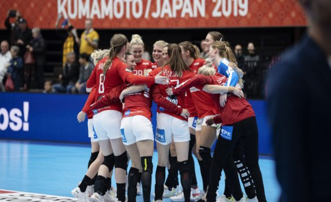 South korea's triumph sends shock waves through the Danish WORLD cup camp