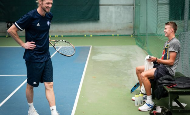 Tenniskomet: Carlsen gave great energy on the Davis Cup team