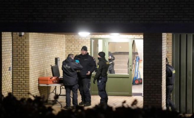 Terrorsag send bomberobotten Scroll-Marie to Count