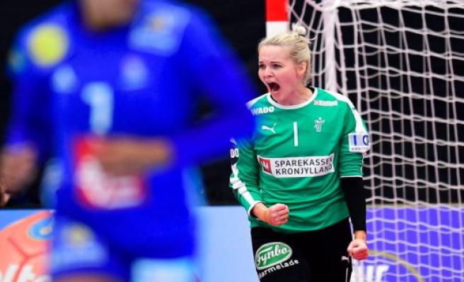 The Danish euphoria after the drama: 'Sandra Toft was amazing!'