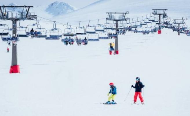 The ski industry calls track