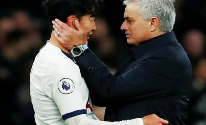 Tottenham continue their progress under Mourinho