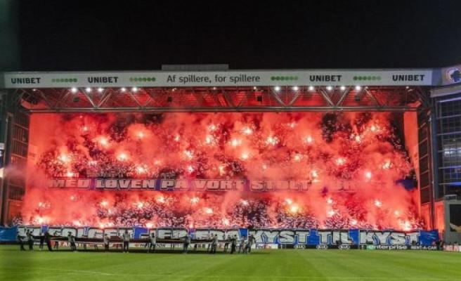 UEFA opens case against FCK