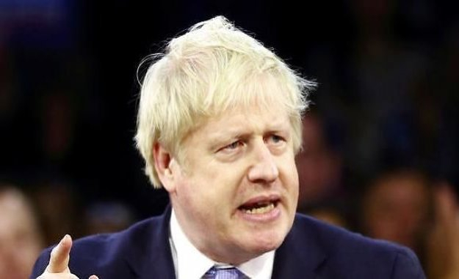 Valgstedsmåling gives Boris Johnson an absolute majority
