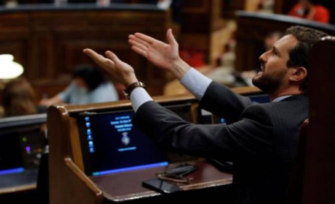 The PP, to Sanchez: ETA has already achieved its purpose