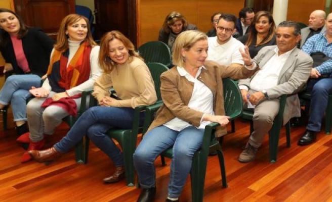 The balance impossible Coalition Canaria