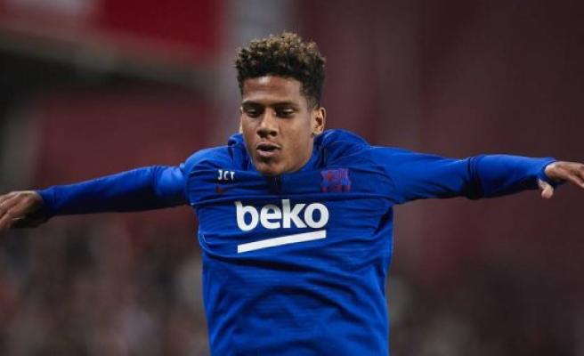Todibo is going on loan to Schalke