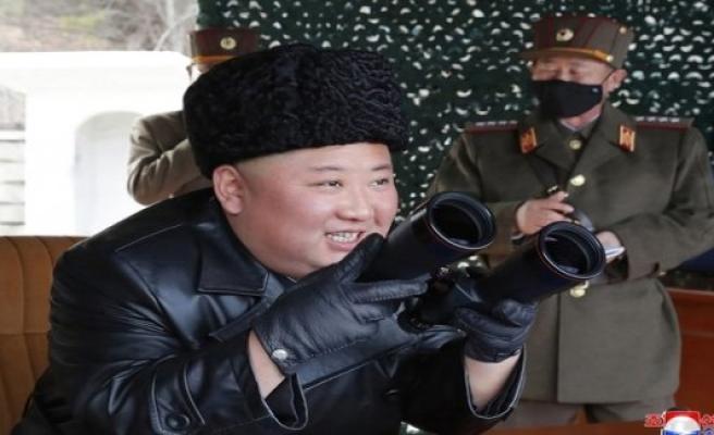 Kim Jong-un praises perfect combat readiness