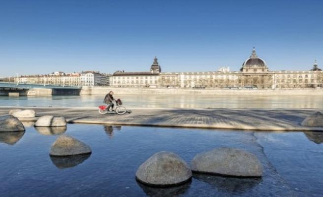 Lyon relies on smart tourism