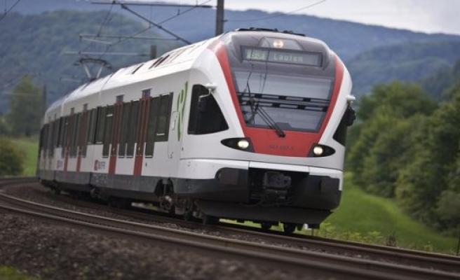 Stadler Rail boosts sales by 60 percent
