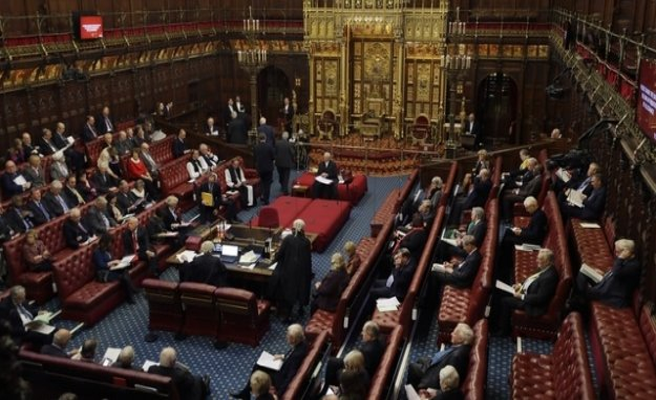 The British Parliament surrendered before the Virus?