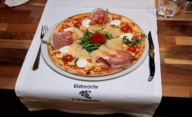 The Italian restaurant around the corner