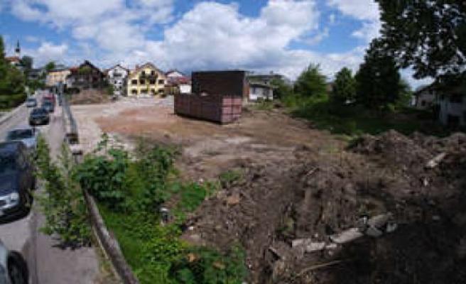 21 apartments and a Kindergarten: demolition for Dinard-Park in full swing | Starnberg