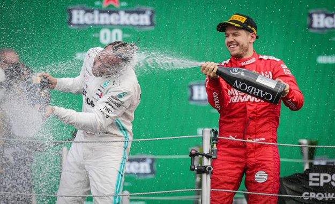 A class type: a Touching Fan story is showing Vettel's true character