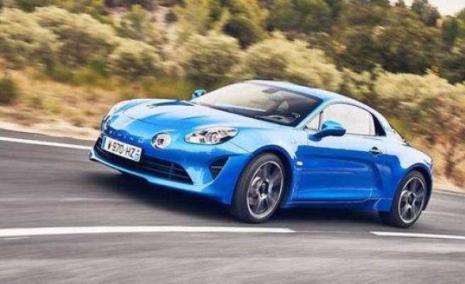 Alpine A110 : a true sports car... French !   Automotive