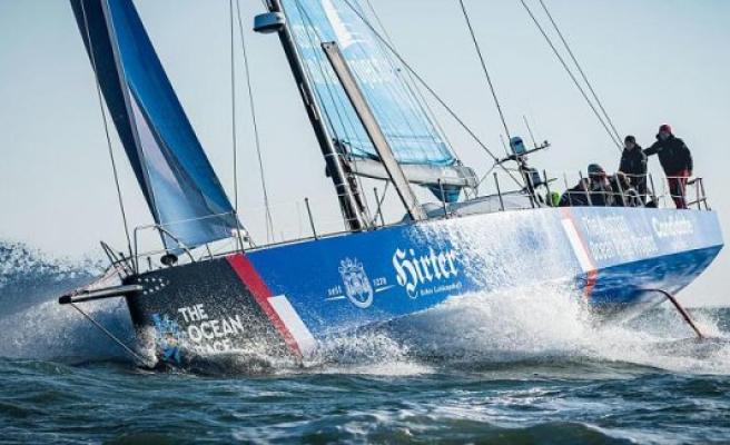 Austria's Ocean-Racer Sisi reached Europe
