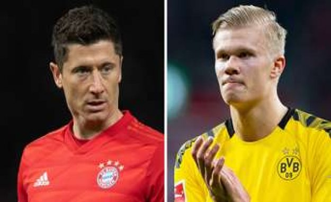 BVB vs. FC Bayern in the Live-Ticker: All info to the Bundesliga crunch match | football