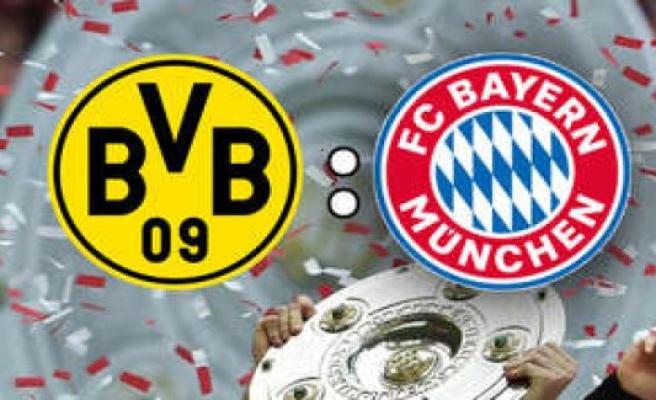 Borussia Dortmund - FC Bayern München Live-Ticker: preliminary title? Thiago injured | FC Bayern