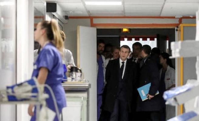 Caregivers put pressure on Macron on the eve of the Ségur health - The Point