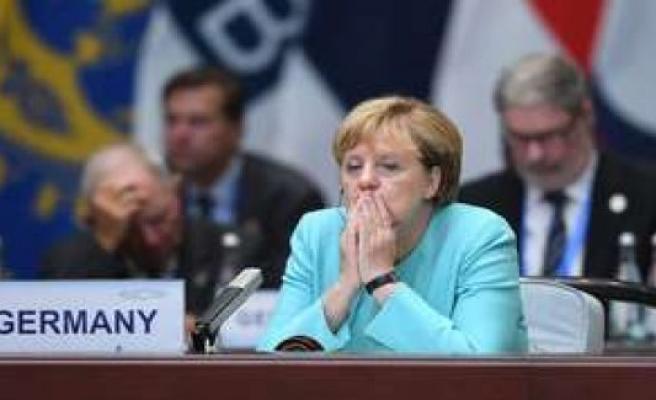 Corona: China shocks the Hong Kong - Merkel suddenly in focus, USA see death blow | policy