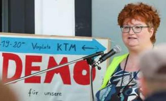 Corona-Demos Murnau: difference of opinion between the co-organizer and organizer | Murnau
