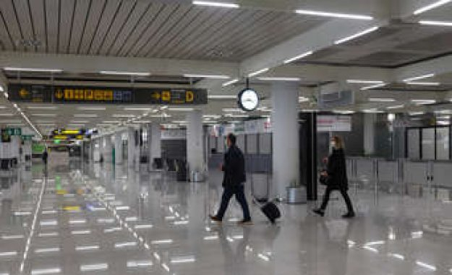 Corona: malls-holiday burst - German failed entry attempt merciless | world
