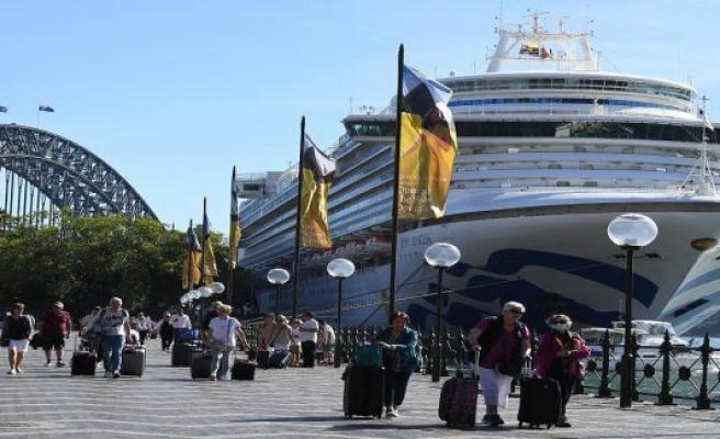 Cruise origin of the Virus disease? Police in Australia conceded Blackbox
