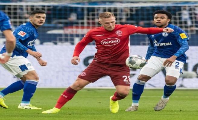 Düsseldorf - Schalke Live-Stream: Bundesliga live on the Internet see