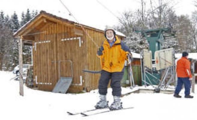 Eurasburg: burglars struck at the Beuerberger ski lift | Eurasburg