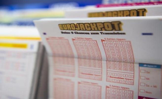 EuroJackpot: Latest winning numbers of 22. May are drawn