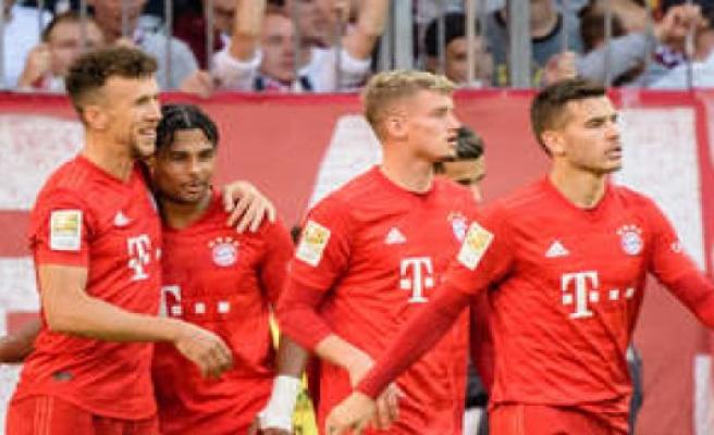 FC Bayern: Bitter use of balance sheet - stainless-Reservist draws a disturbing conclusion | FC Bayern