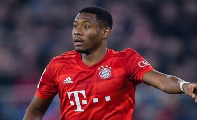 FC Bayern: David Alaba has not yet arrived, always correctly