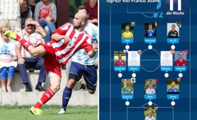 FC Lengdorf: Soave presents its Top-Eleven | Landkreis Erding