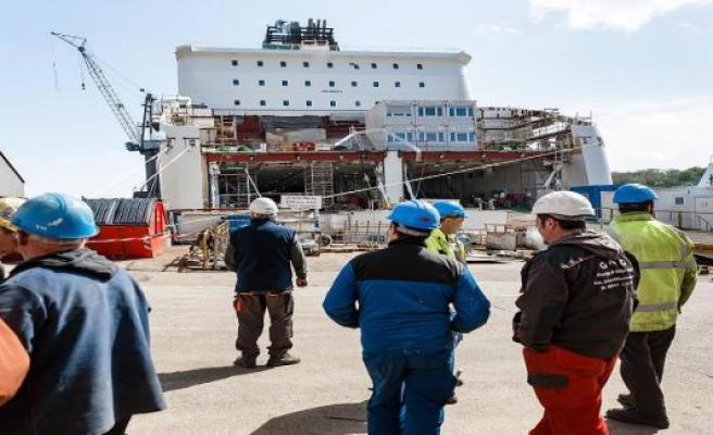 Flensburg: Flensburger shipyard will be operational in June work again