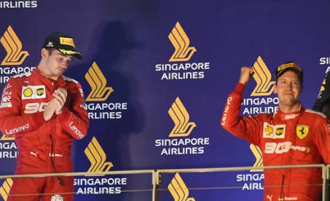Formula 1 : Sebastian Vettel and Ferrari are separated by mutual agreement | Automotive