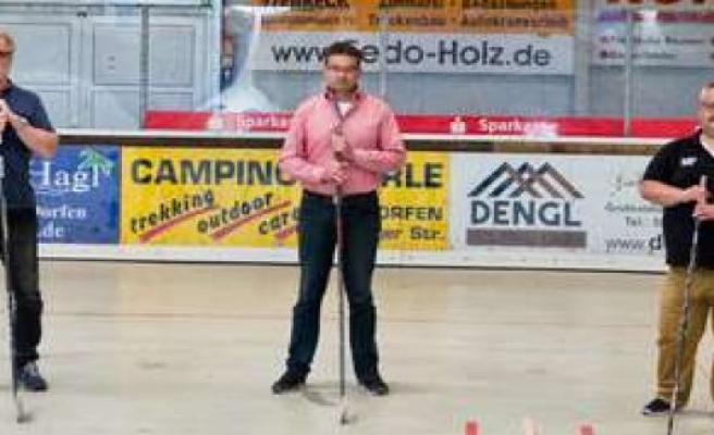 Franz Steer: The new ESC-Trainer is a high | ESC Dorfen