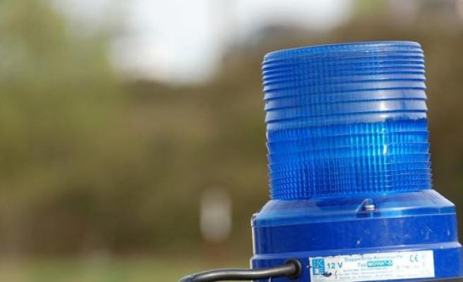 Freiwillige Feuerwehr Gemeinde Schiffdorf: hand-print detectors in the nursing home triggered