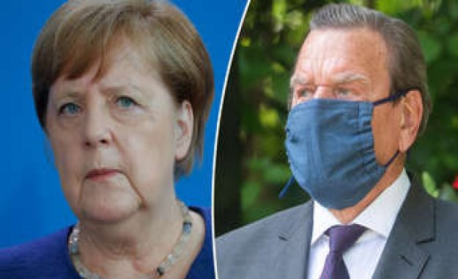 Gerhard Schröder: If Merkel call me... - He knew one thing better in Corona-crisis | politics