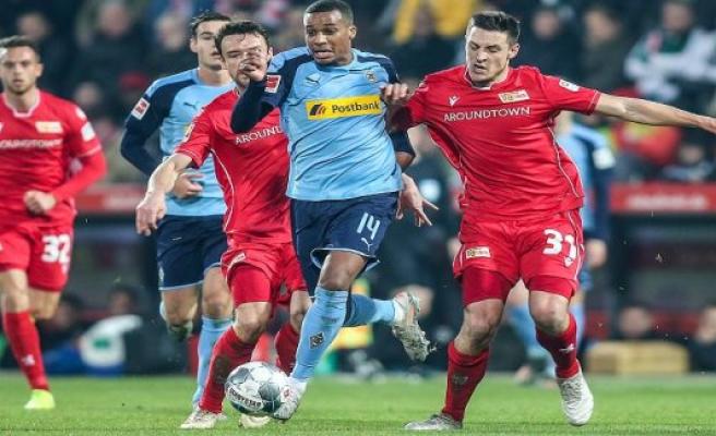 Gladbach - Union Live-Stream: Bundesliga live on the Internet see