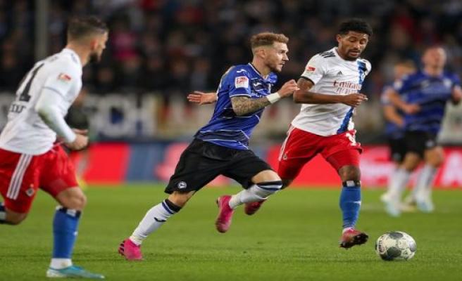 HSV - Bielefeld Live Stream: 2. Bundesliga watch live on the Internet