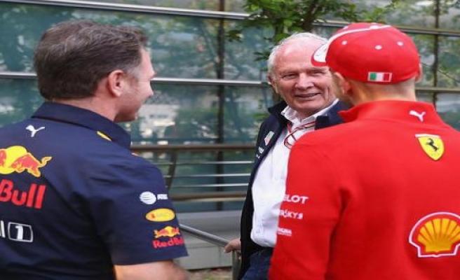 Helmut Marko confirmed: Sebastian Vettel on return, spoken